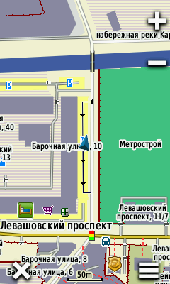 50 м., gamsh, точка 2
